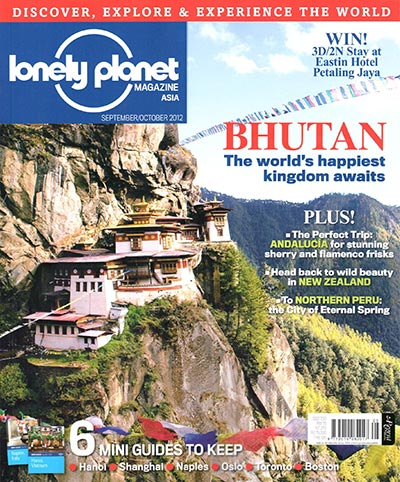 Bhutan Happiest Kingdom On Lonely Planet