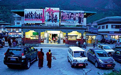Bhutan On Timeout Singapore Bhutan Travel Druk Asia