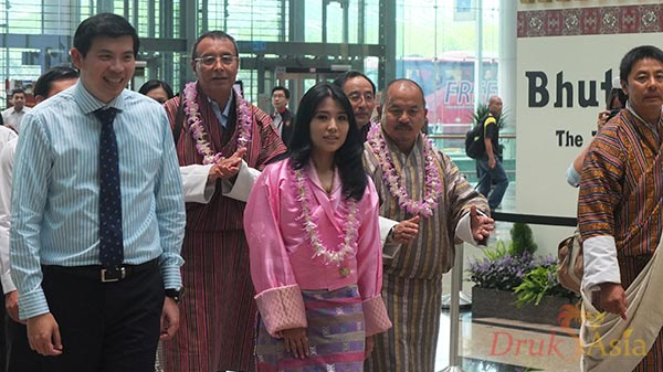 Singapore Is The Fifth Country To Be Linked By Drukair With Bhutan Over Past Three Years There Has Been A Fast Growth In Number Of Visitors From