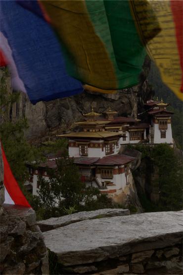 Bhutan Popular Landmark